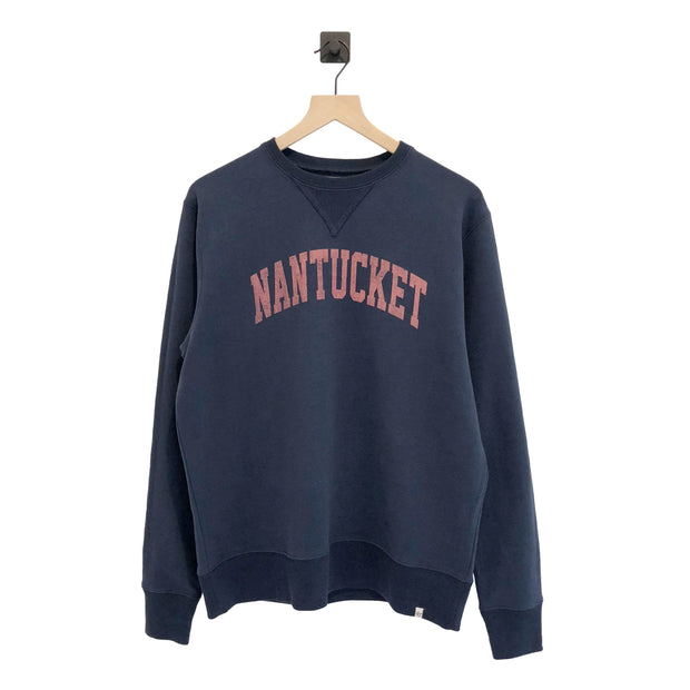Nantucket Arch and Island Crew Sweatshirt