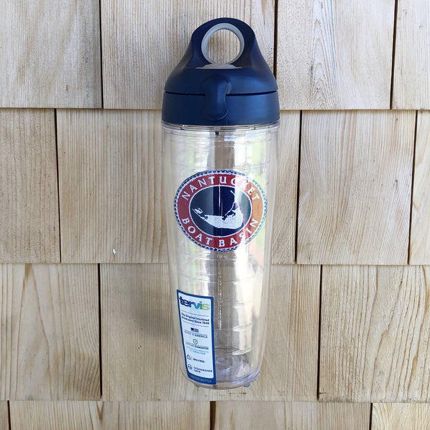 Nantucket Boat Basin 24 OZ Water Bottle
