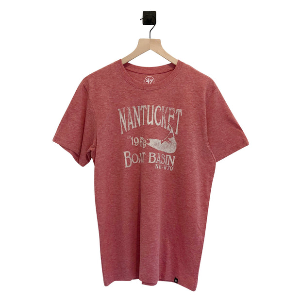 Nantucket Boat Basin Tri-state SS Tee