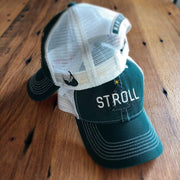 2018 Stroll Tree Washed Trucker Hat