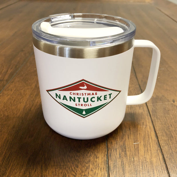 Nantucket Stroll Camper Mug - 12 oz