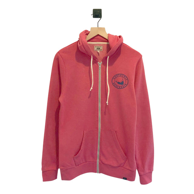 Nantucket Boat Basin Stan Full Zip Hoodie