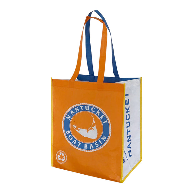 Nantucket Boat Basin Recycled Shopper