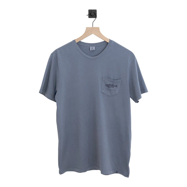 Nantucket Boat Basin Hudson Pocket SS Tee