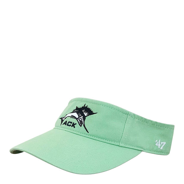 Nantucket ACK Marlin Washed Visor