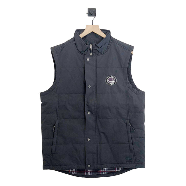 Nantucket Boat Basin Roots Insulated Vest