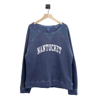 Nantucket Arch Pigment Crew Womens
