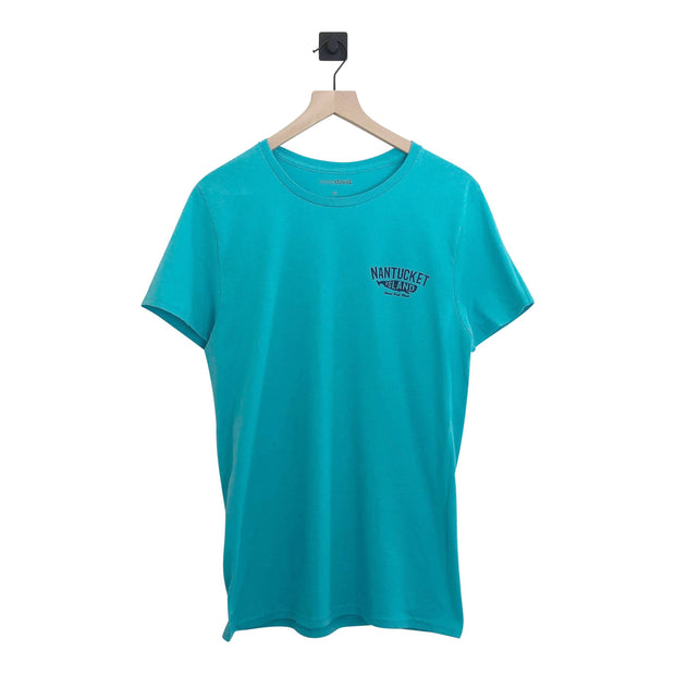 Nantucket Whale Cruiser SS Tee