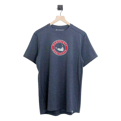 Nantucket Boat Basin Forward High Point SS Tee