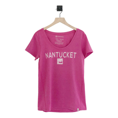 Nantucket Ladies High Point Tee