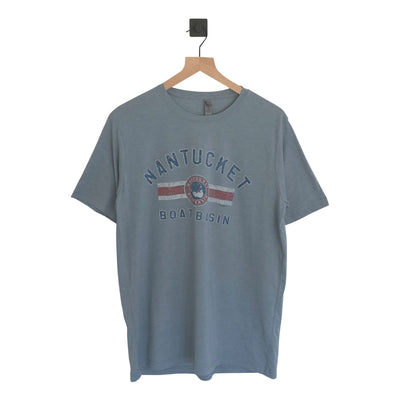 Nantucket Boat Basin Collegiate SS Tee