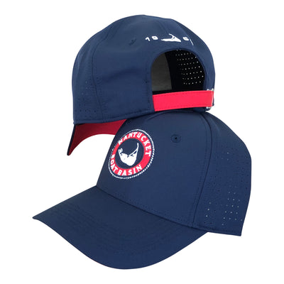 Nantucket Boat Basin Perforated Performance Hat
