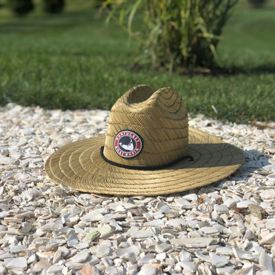 Nantucket Boat Basin Waterman Straw Hat