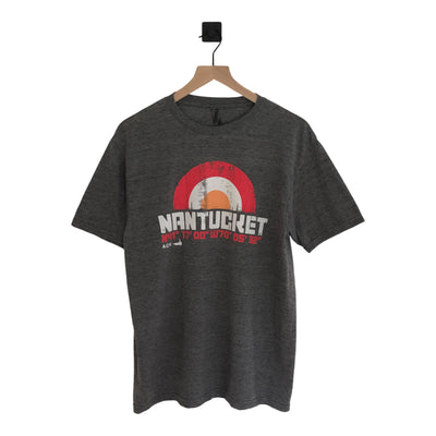 Nantucket Sun Icon SS Tee
