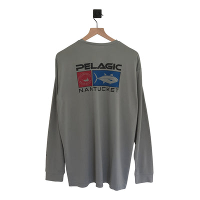 Nantucket Boat Basin x Pelagic Aquatek Long Sleeve