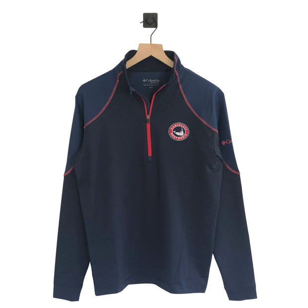Nantucket Boat Basin Performance 1/4 Zip Pullover