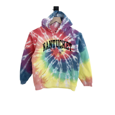 Nantucket YOUTH Mellow Tie Dye Hoodie