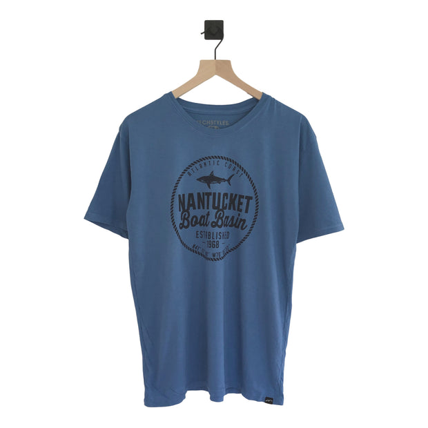 Nantucket Borough Legend SS Tee