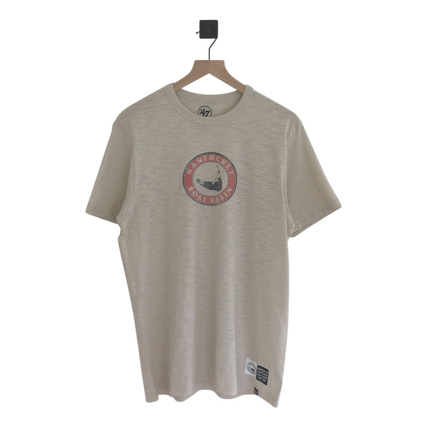 Nantucket Boat Basin Two Peat Scrum SS Tee