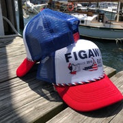 Official Figawi '19 Foam Trucker Hat