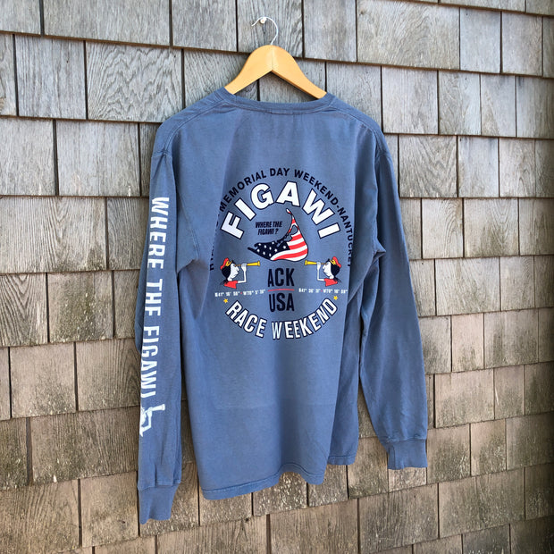 Official NBB Figawi '19 Long Sleeve Tee