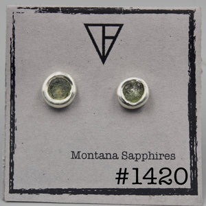 #1169 Trout Roe Ring, Size 11 1/2