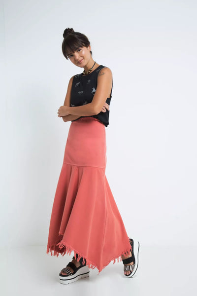 Sweet Delicacy Maxi Skirt