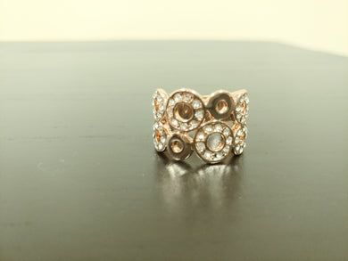 Diamante like Ring