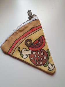 Pizza Purse-Pouch