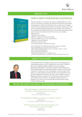 Start and Grow Your Business Successfully: The Gains and Pains of An Entrepreneur