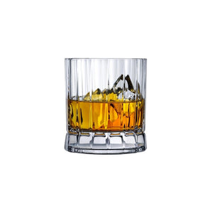 """Wayne"" Whisky glasses from Fieldcrest - 1 Box with 6 glasses"