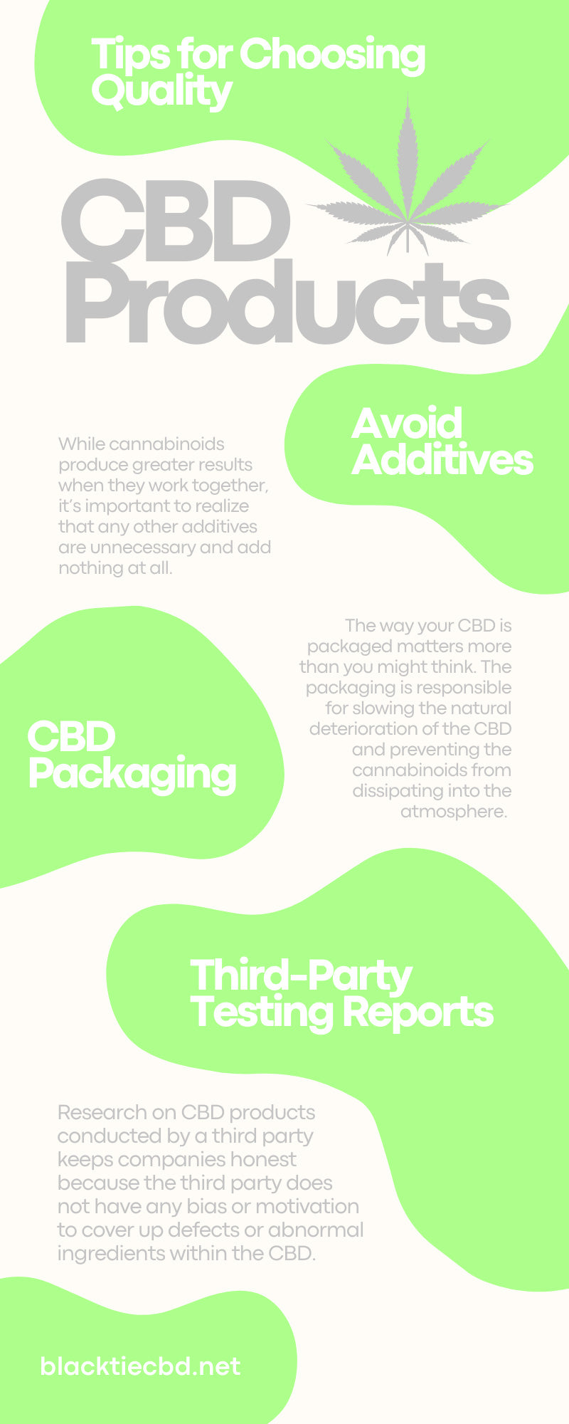 Tips for Choosing Quality CBD Products