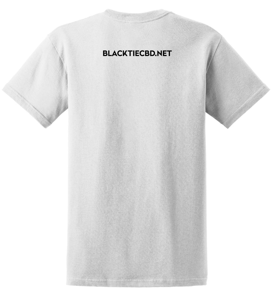 Black Tie T-Shirts | Brand Merchandise | BlackTieCBD.NET
