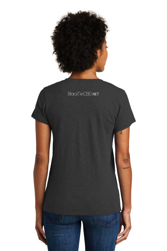 Black Women's T-Shirts | Brand Merchandise | BlackTieCBD.NET