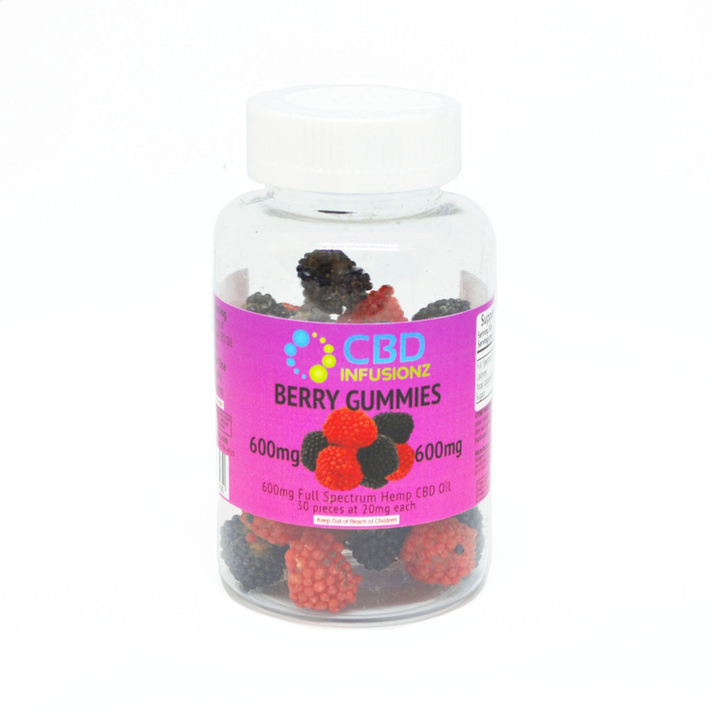 Berry Gummies (200mg / 600mg)