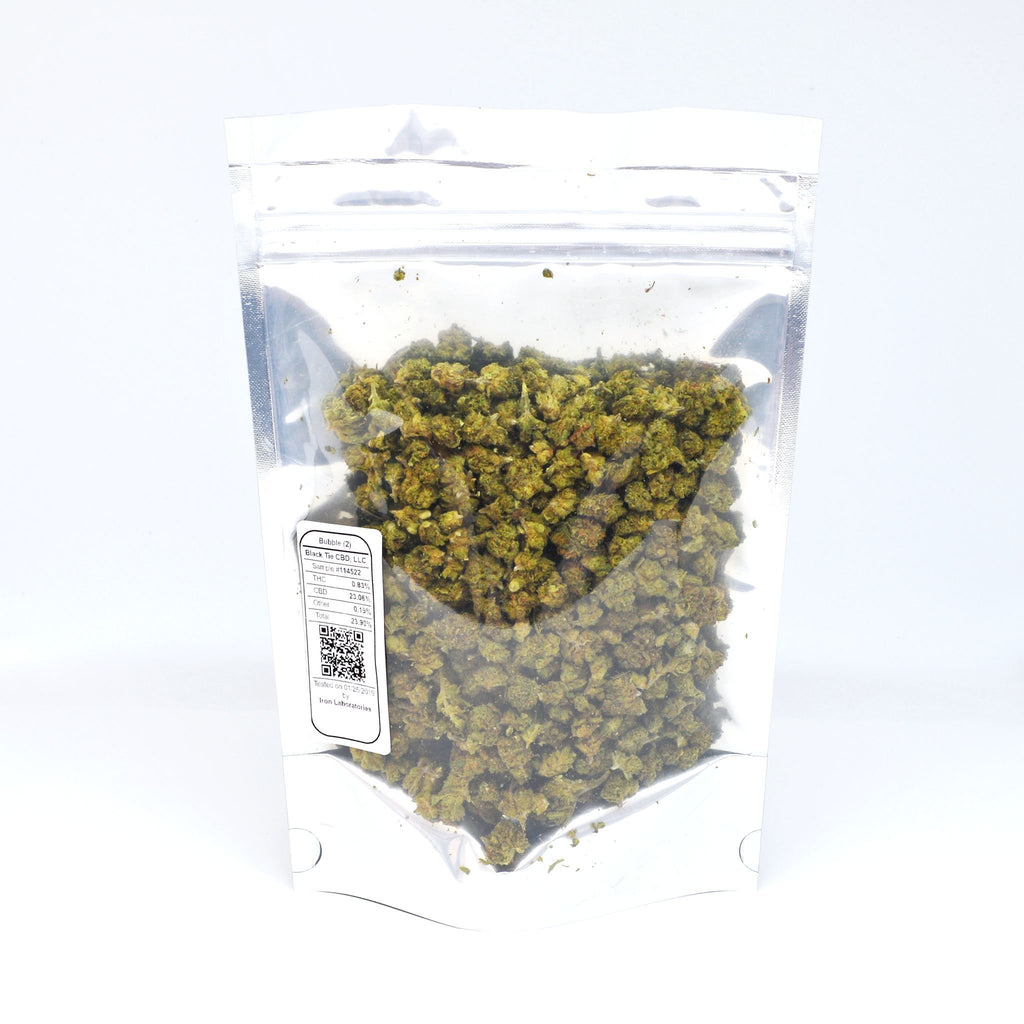 BubbleGum | Hemp Flower | BlackTieCBD.NET