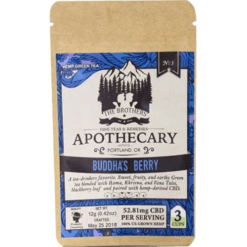 The Brothers Apothecary – Buddha's Berry – 180mg