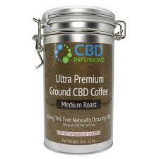 Premium Hemp CBD Coffee | BlackTieCBD.NET