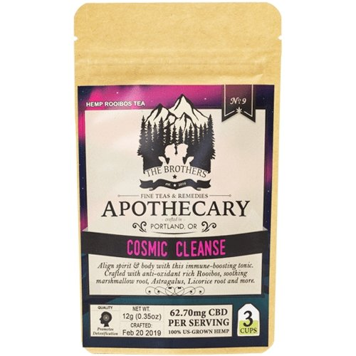 The Brothers Apothecary – Cosmic Cleanse – 180mg