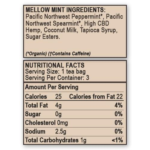 The Brothers Apothecary – Mellow Mint – 180mg