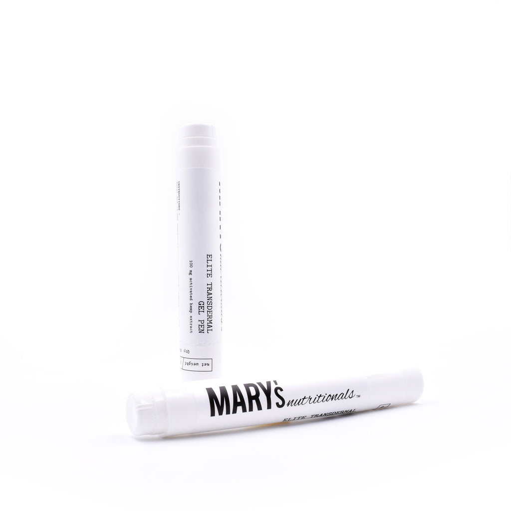Mary's Nutritionals Elite Gel Pen Topical Mary's Nutritionals