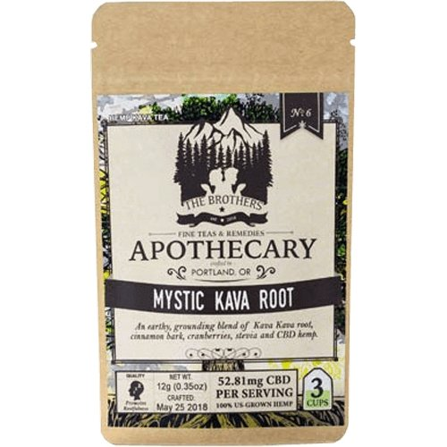 The Brothers Apothecary – Mystic Kava Root – 180mg