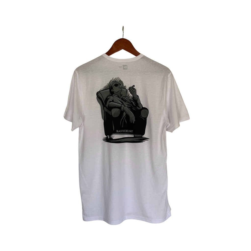 Black Tie Smoker's T-Shirt