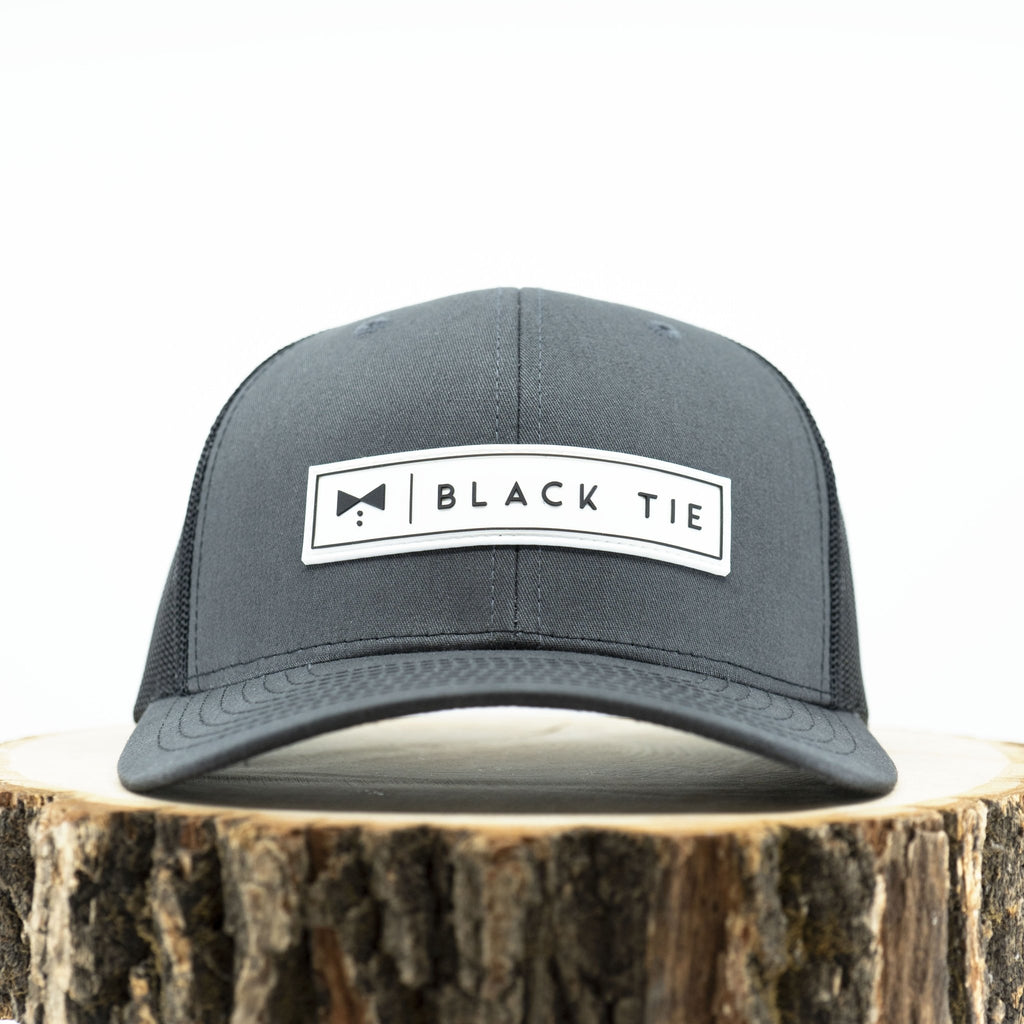 Black Tie Trucker Hats (2020)