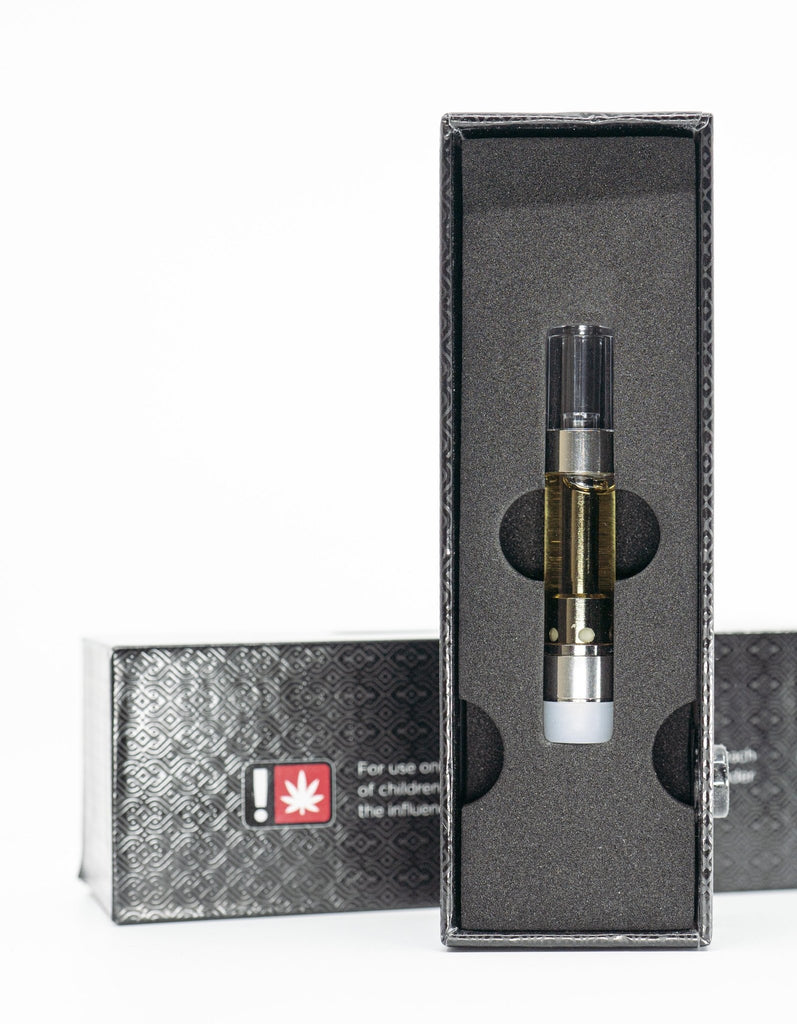 CBD / THC Delta-8 Vape Cartridges