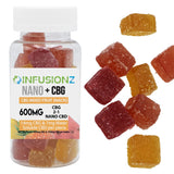 CBG Fruit Snacks (600mg total cannabinoids)