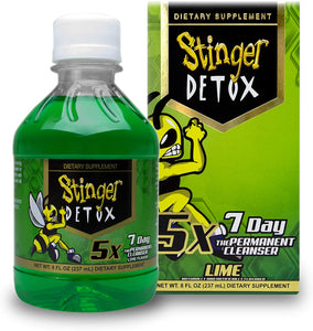 Stinger Detox 7 day permanent detox