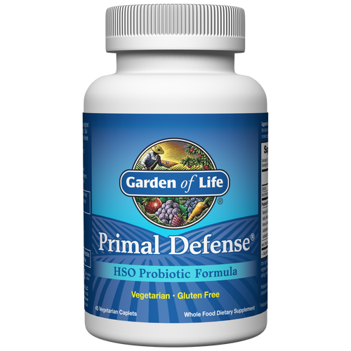 Garden of Life Primal Defense Caplets, 45 Ct
