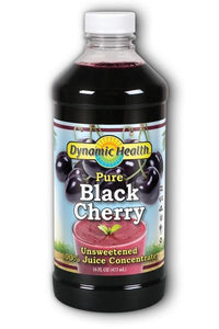 Dynamic Health Black Cherry Concentrate 16 oz Liquid