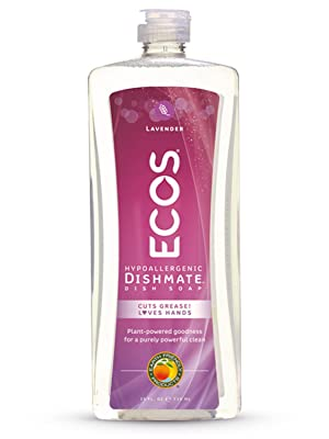 Ecos Lavender Dishwasher Gel